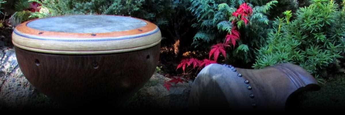 Sylvan Temple Instruments Drum Photo 2